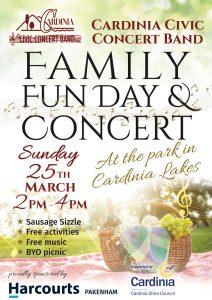 Windermere Park Concert @ Windermere Park | Pakenham | Victoria | Australia