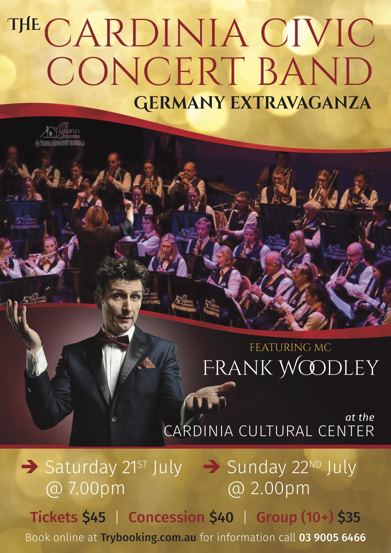 Germany Extravaganza @ Cardinia Cultural Centre